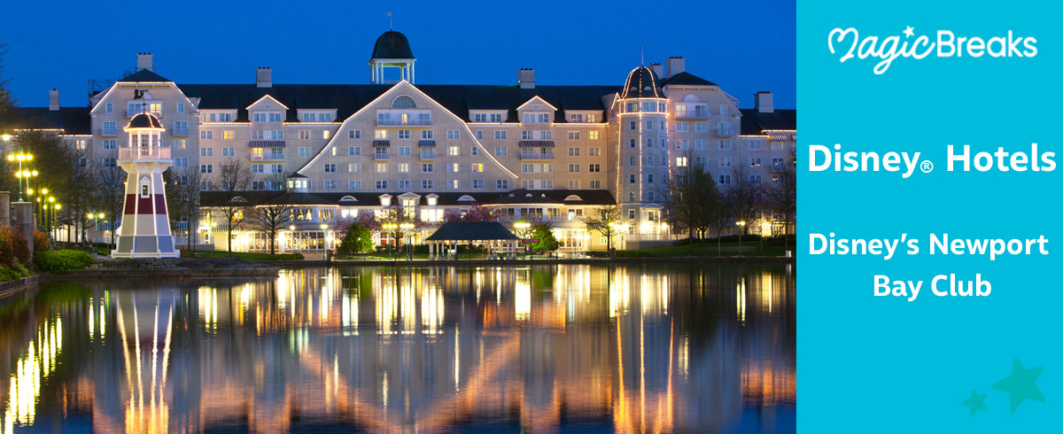 Newport Bay Club Hotel Disneyland Paris